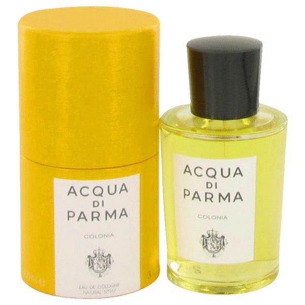 Acqua Di Parma Colonia by Acqua Di Parma Eau De Cologne Spray 3.4 oz for Men