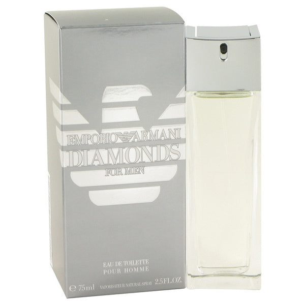 Emporio Armani Diamonds by Giorgio Armani Eau De Toilette Spray 2.5 oz for Men