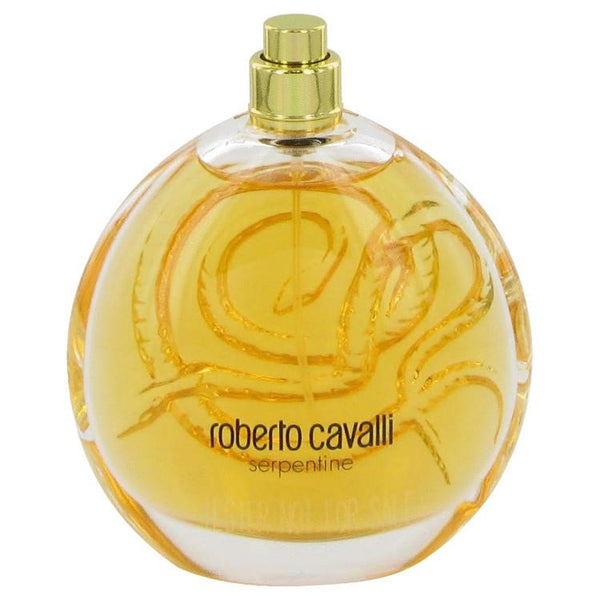 Serpentine by Roberto Cavalli Eau De Parfum Spray (Tester) 3.4 oz for Women