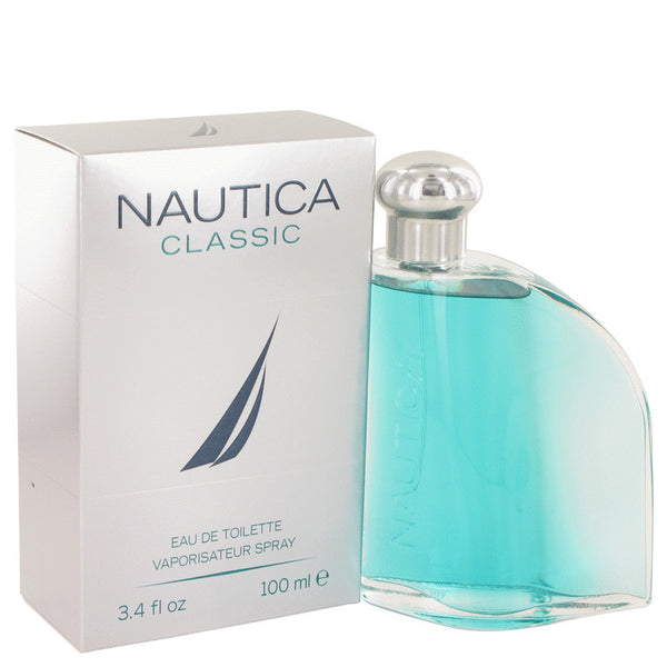 Nautica Classic by Nautica Eau De Toilette Spray 3.4 oz for Men