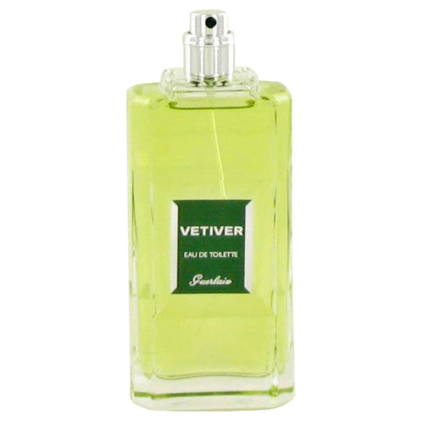 VETIVER GUERLAIN by Guerlain Eau De Toilette Spray (Tester) 3.4 oz for Men