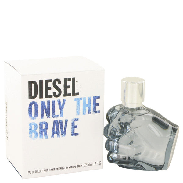 Only the Brave by Diesel Eau De Toilette Spray 1.7 oz for Men
