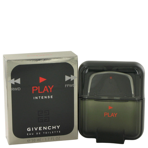 Givenchy Play Intense by Givenchy Eau De Toilette Spray 1.7 oz for Men