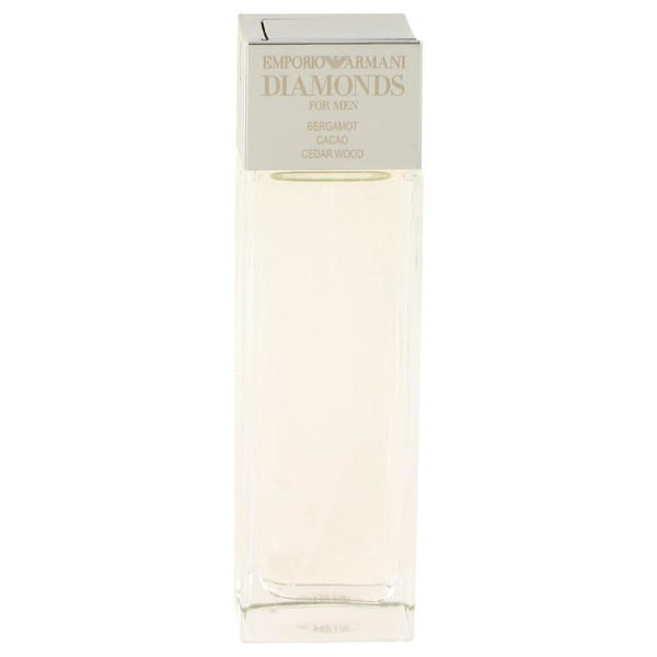 Emporio Armani Diamonds by Giorgio Armani Eau De Toilette Spray (Tester) 2.5 oz for Men