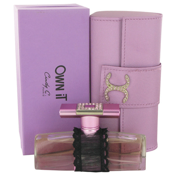 Own It by Cindy C. Eau De Parfum Spray 2.5 oz for Women