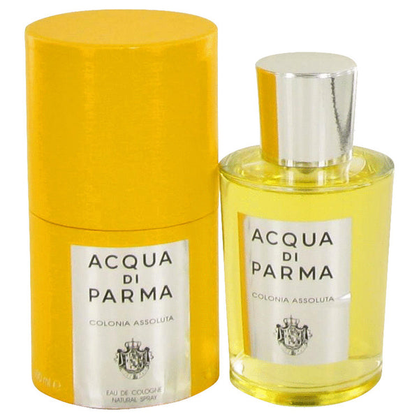 Acqua Di Parma Colonia Assoluta by Acqua Di Parma Eau De Cologne Spray 3.4 oz for Men
