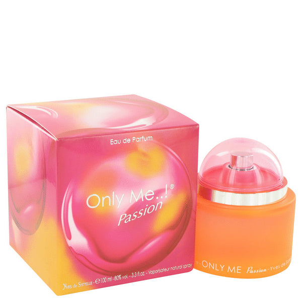 Only Me Passion by Yves De Sistelle Eau De Parfum Spray 3.3 oz for Women