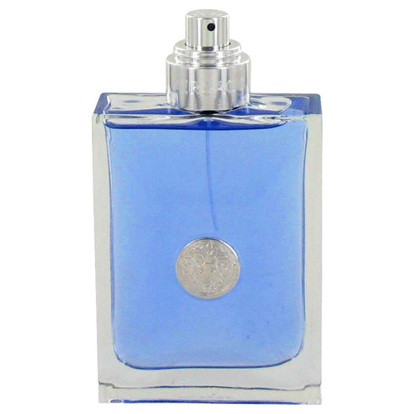 Versace Pour Homme by Versace Eau De Toilette Spray (Tester) 3.4  oz for Men