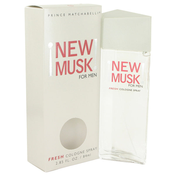 New Musk by Prince Matchabelli Cologne Spray 2.8 oz for Men