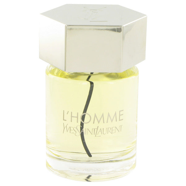 L'homme by Yves Saint Laurent Eau De Toieltte Spray (Tester) 3.4 oz for Men
