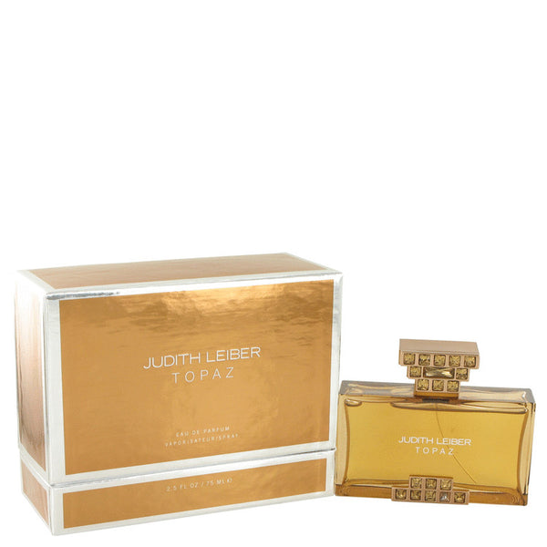 Topaz by Leiber Eau De Parfum Spray 2.5 oz for Women