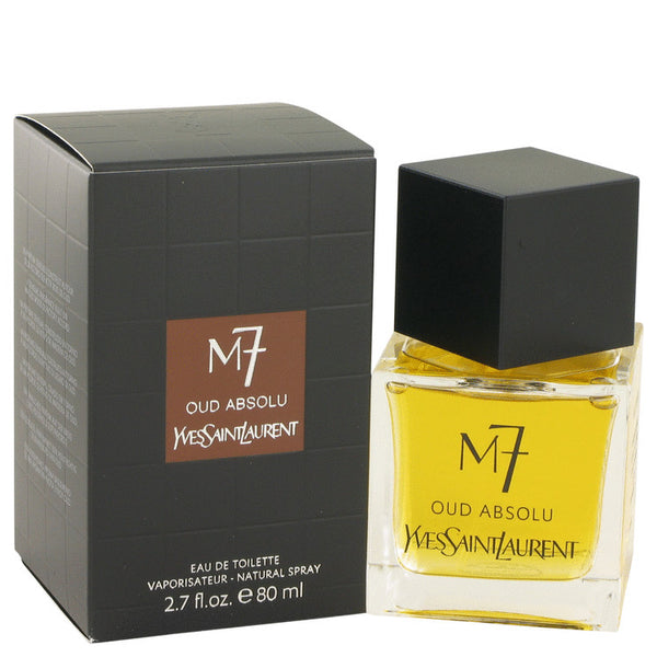 M7 Oud Absolu by Yves Saint Laurent Eau De Toilette Spray 2.7 oz for Men