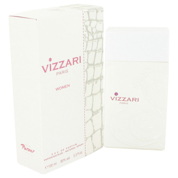 Vizzari White by Roberto Vizzari Eau De Parfum Spray 3.3 oz for Women