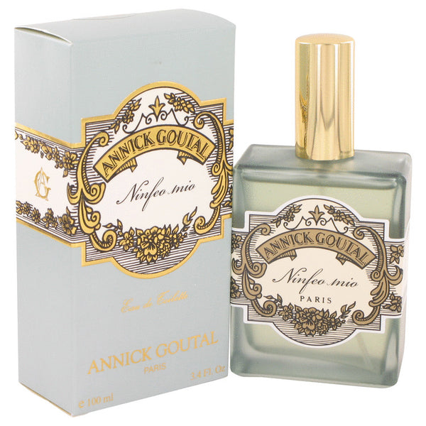 Ninfeo Mio by Annick Goutal Eau De Toilette Spray 3.4 oz for Men