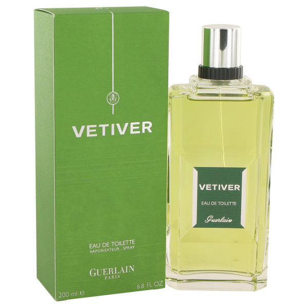 VETIVER GUERLAIN by Guerlain Eau De Toilette Spray 6.8 oz for Men