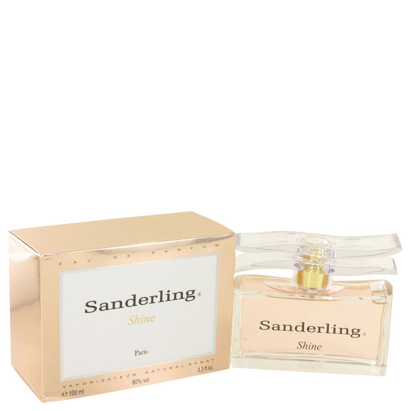 Sanderling Shine by Yves De Sistelle Eau De Parfum Spray 3.3 oz for Women
