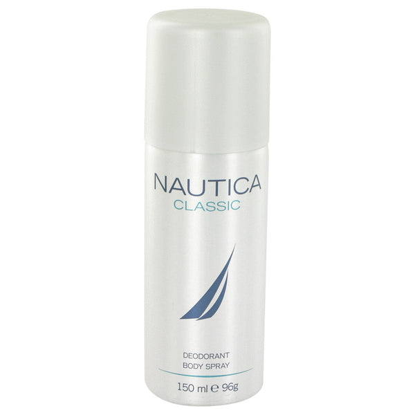 Nautica Classic by Nautica Deodarant Body Spray 5 oz for Men