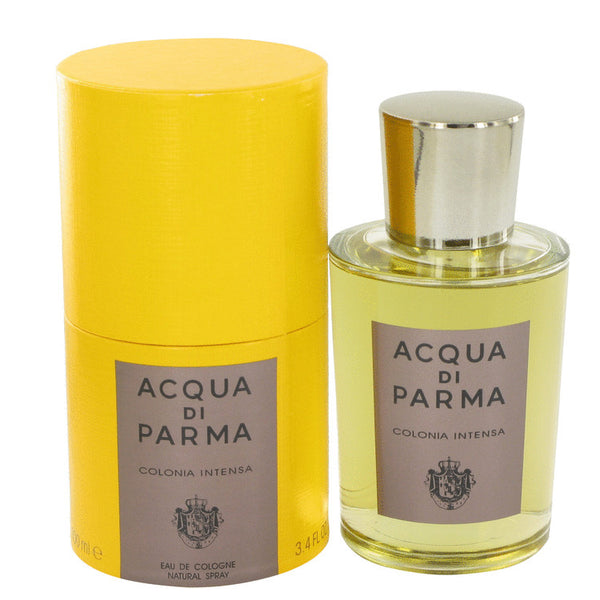 Acqua Di Parma Colonia Intensa by Acqua Di Parma Eau De Cologne Spray 3.4 oz for Men