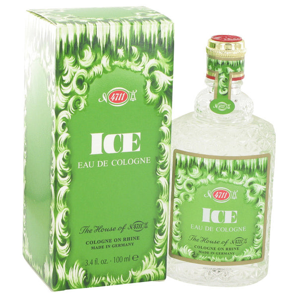 4711 Ice by Maurer & Wirtz Eau De Cologne (Unisex) 3.4 oz for Men