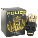 Police To Be The King by Police Colognes Eau De Toilette Spray 4.2 oz for Men