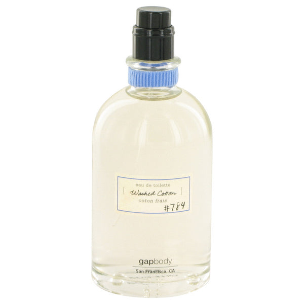 Washed Cotton 784 by Gap Eau de Toilette Spray (Tester) 3.4 oz for Women