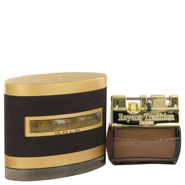 Insurrection Gold by Reyane Tradition Eau De Toilette Spray 3.4 oz for Men