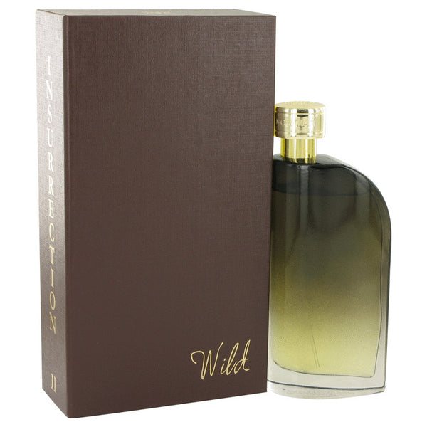 Insurrection II Wild by Reyane Tradition Eau De Toilette Spray 3 oz for Men