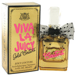 Viva La Juicy Gold Couture by Juicy Couture Eau De Parfum Spray 3.4 oz for Women