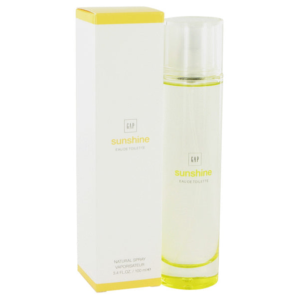Gap Sunshine by Gap Eau De Toilette Spray 3.4 oz for Women