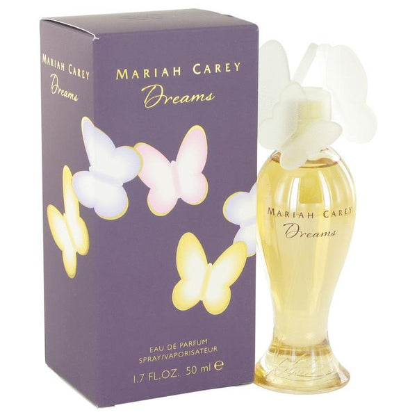 Mariah Carey Dreams by Mariah Carey Eau De Parfum Spray 1.7 oz for Women