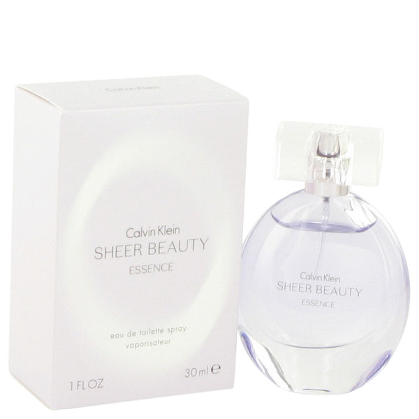 Sheer Beauty Essence by Calvin Klein Eau De Toilette Spray 1 oz for Women
