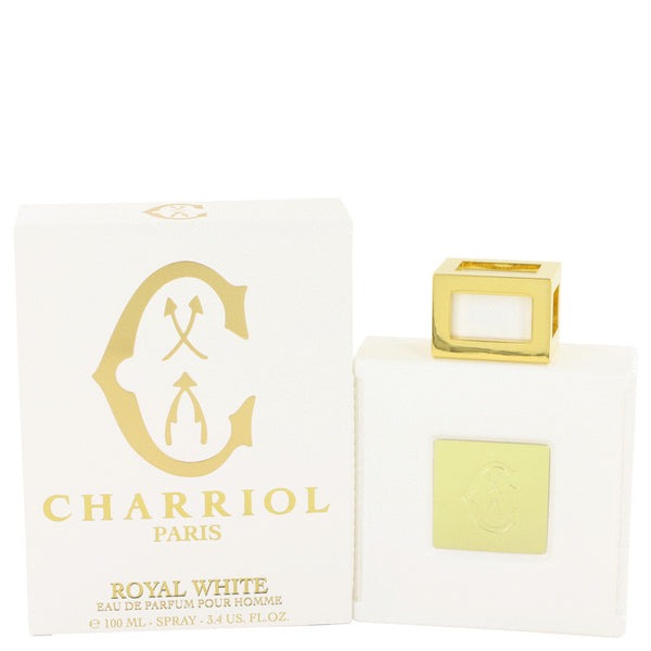 Charriol Royal White by Charriol Eau De Parfum Spray 3.4 oz for Men