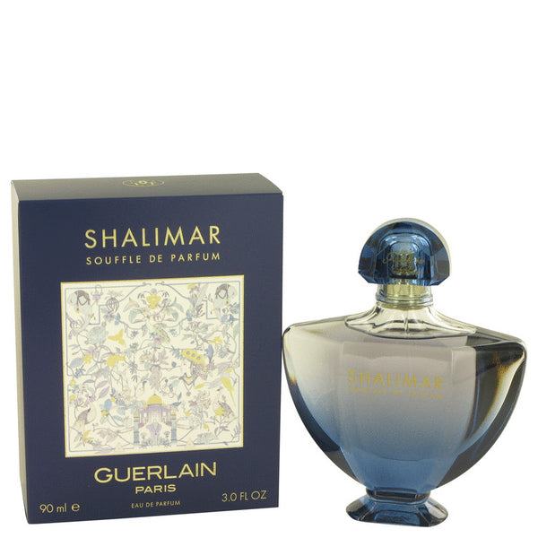Shalimar Souffle De Parfum by Guerlain Eau De Parfum Spray 3 oz for Women