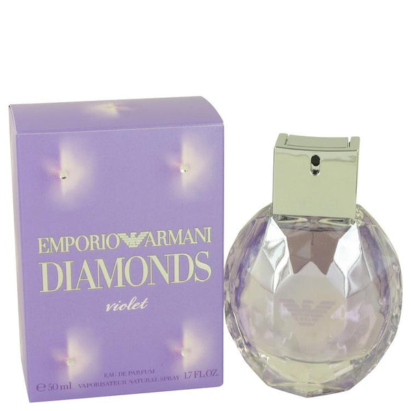 Emporio Armani Diamonds Violet by Giorgio Armani Eau De Parfum Spray 1.7 oz for Women