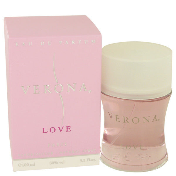 Verona Love by Yves De Sistelle Eau De Parfum Spray 3.4 oz for Women