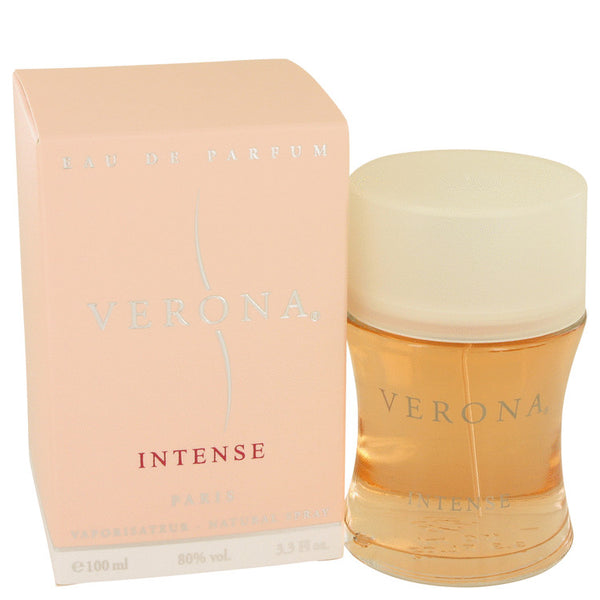 Verona Intense by Yves De Sistelle Eau De Parfum Spray 3.4 oz for Women