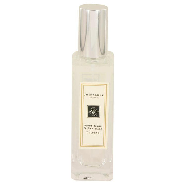 Jo Malone Wood Sage & Sea Salt by Jo Malone Cologne Spray (Unisex Unboxed) 1 oz for Men