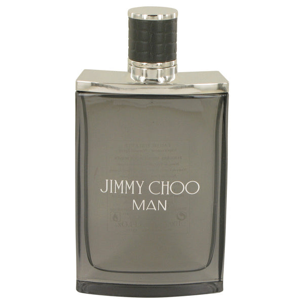 Jimmy Choo Man by Jimmy Choo Eau De Toilette Spray (Tester) 3.3 oz for Men