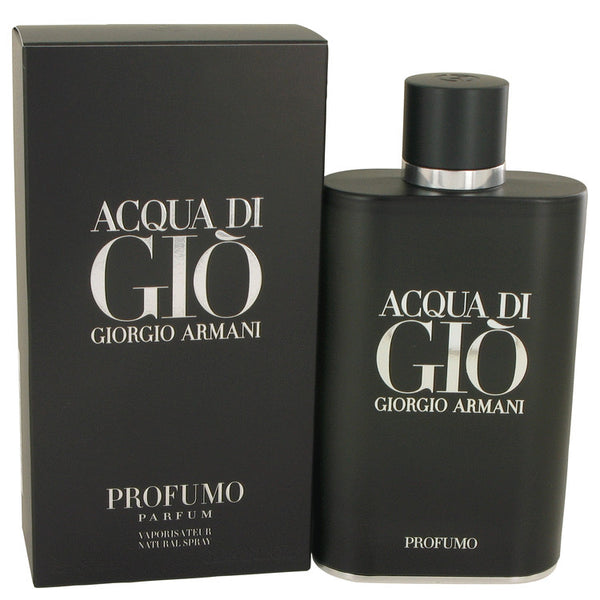 Acqua Di Gio Profumo by Giorgio Armani Eau De Parfum Spray 6 oz for Men
