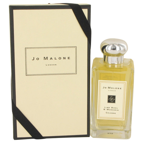 Jo Malone Lime Basil & Mandarin by Jo Malone Cologne Spray (Unisex) 3.4 oz for Men