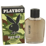 Playboy Play It Wild by Playboy Eau De Toilette Spray 3.4 oz for Men