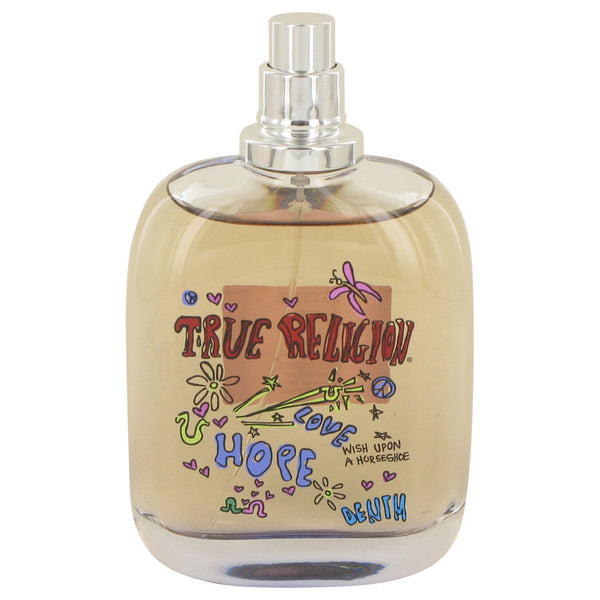 True Religion Love Hope Denim by True Religion Eau De Parfum Spray (Tester) 3.4 oz for Women