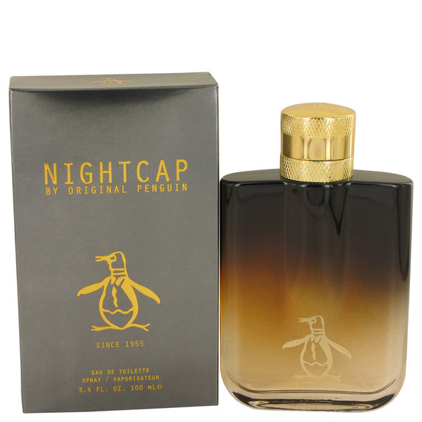 Original Penguin Nightcap by Original Penguin Eau DE Toilette Spray 3.4 oz for Men