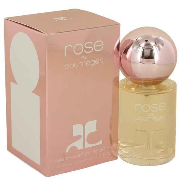 Rose De Courreges by Courreges Eau De Parfum Spray 1.7 oz for Women