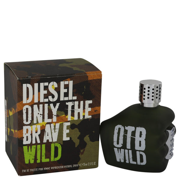 Only The Brave Wild by Diesel Eau De Toilette Spray (Tester) 2.5 oz for Men