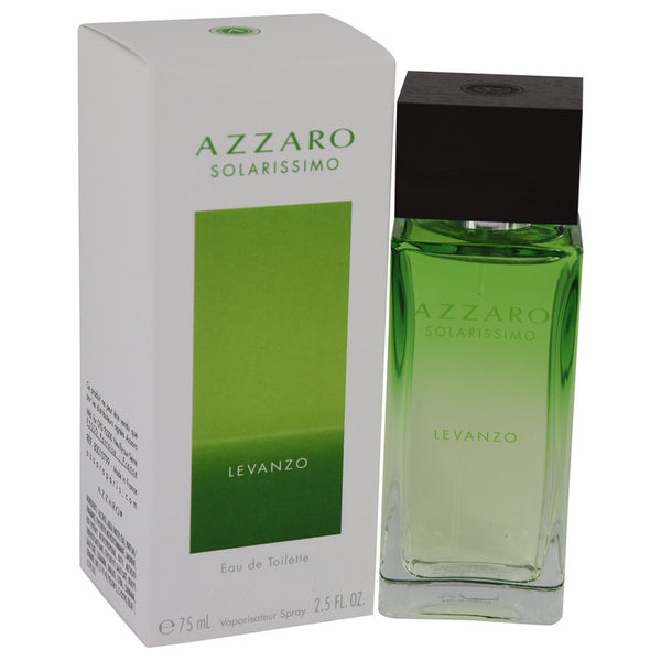 Azzaro Solarissimo Levanzo by Azzaro Eau De Toilette Spray 2.5 oz for Men