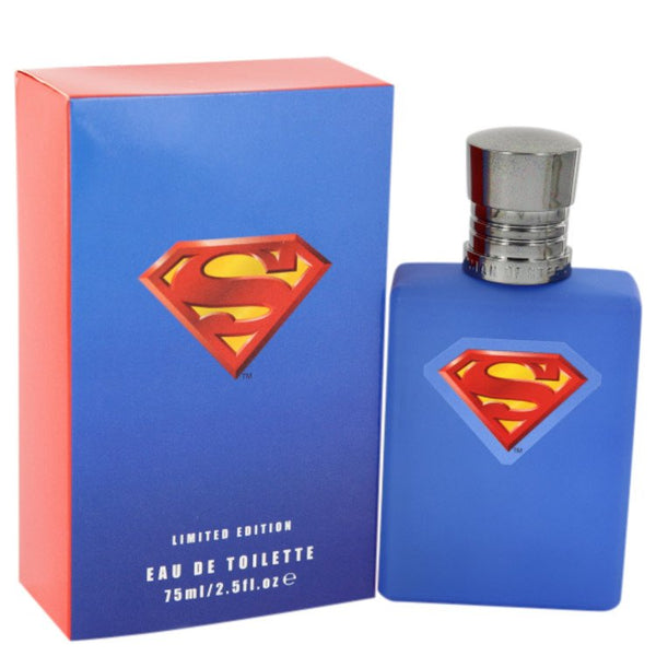 Superman by CEP Eau De Toilette Spray (Limited Edition) 2.5 oz for Men