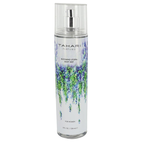 Blooming Utopia by Tahari Parfums Body Mist 8 oz for Women