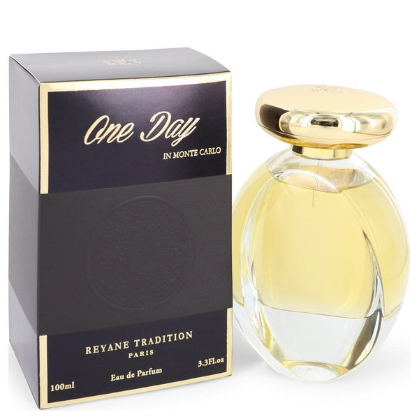 One Day In Monte Carlo by Reyane Tradition Eau De Parfum Spray 3.3 oz for Women