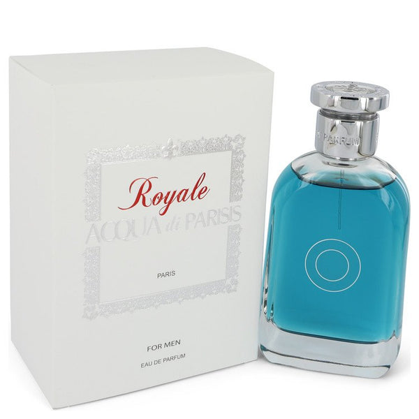 Acqua Di Parisis Royale by Reyane Tradition Eau De Parfum Spray 3.3 oz for Men
